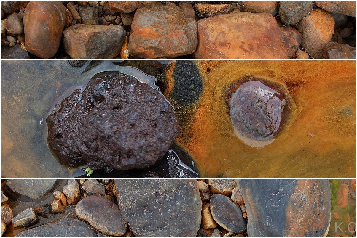 Island rote steine 2